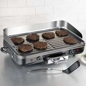 Brylane Home Indoor Electric Grill
