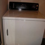 GE Loading Clothes Dryer