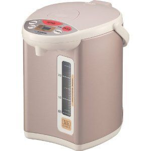Zojirushi CD-WBC30 Micom Electric 3-Liter Water Boiler and Warmer