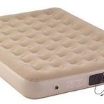 Coleman Quickbed Single High With Built In 4D Pump and MP3 Jack