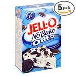 Jell-O - No Bake Oreo Dessert