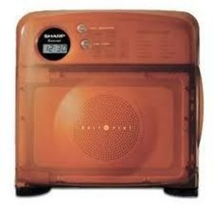Sharp Half-Pint Microwave Oven 600 Watt .5 cu. ft.