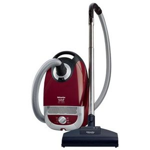 Miele TT5000/S5261 Red Turbo Cat and Dog Canister Vacuum