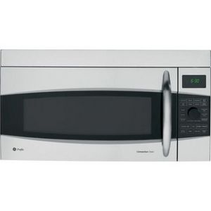 GE Profile 1.7 Cu. Ft. Over-the-Range Microwave Oven