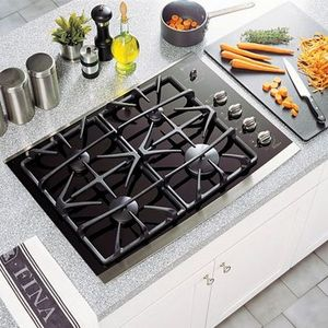 GE Profile Gas Cooktop