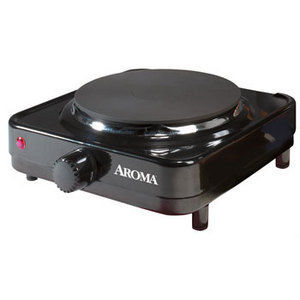 Aroma Single-Burner Hot Plate