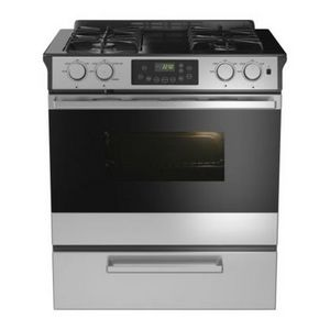 IKEA FRAMTID Slide-in Gas Range