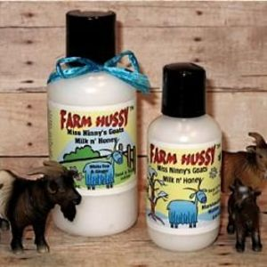 Farm Hussy Miss Ninny's Goat's Milk & Honey Lotion