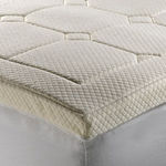 "Therapedic  Grand 3"" Luxury Quilted Memory Foam Mattress Topper"