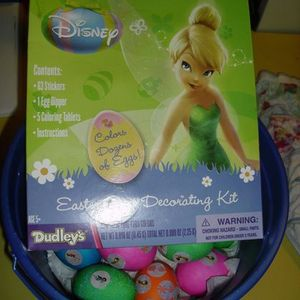 Disney Dudley's Fairy Easter Egg Decorating Kit
