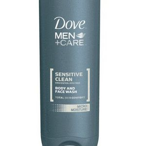 Dove Men's Body Wash Sensitive Clean
