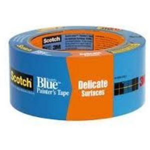 Scotch Blue Painter's Tape for Delicate Surfaces