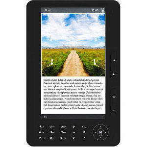 "Ematic 7"" E-Book Reader"
