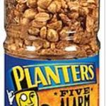 Planters - Five Alarm Chili Dry Roasted Peanuts