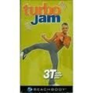 Turbo Jam 3T  Totally Tubular Turbo