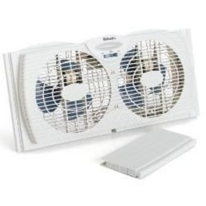Holmes Speed Twin Blade Window Fan