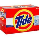 Tide Original Powder HE