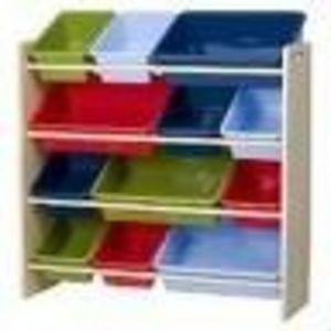 Awesome Circo 12 Bin Storage Organizer
