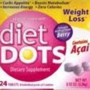 Diet  Dots Appetite Suppressant