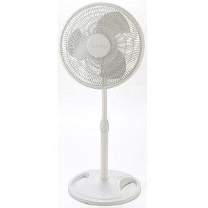 "Optimus 16"" Oscillating Stand Fan"