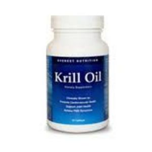 Everest Nutrition Krill Oil