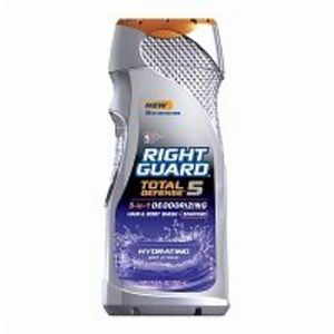 Right Guard Total Defense 5--Deodorizing Body Wash