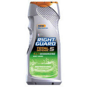 Right Guard Total Defense 5--Refreshing Body Wash