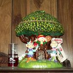 Keebler Tree House Cookie Jar