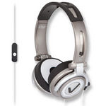 iFrogz Vertex Headphones with Microphone Gray