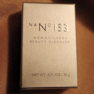 NaNo Silver Soap Cleanser Dry to Normal