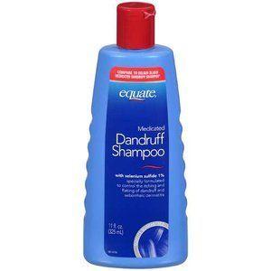 Equate Medicated Dandruff Shampoo