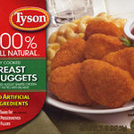 Tyson Chicken Breast Nuggets