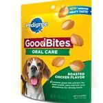 Pedigree Good Bites Oral Care - Roasted Chicken Flavor