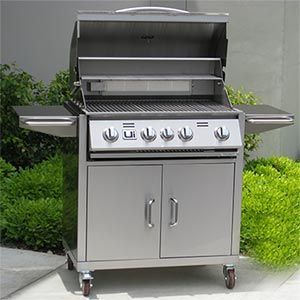 Urban Islands 4 Burner Barbeque Grill