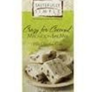 Tastefully Simple Crazy for Coconut Macaroon Bar Mix
