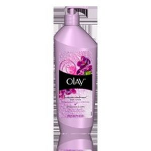 Olay Luscious-Embrace Body Lotion with Jojoba Butter & Crushed Orchid Extract