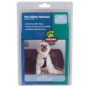 Top Paw Pet Safety Harness