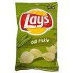 Lay's - Dill Pickle Potato Chips