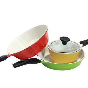 Lock & Lock Cookplus Ceramic Cookware