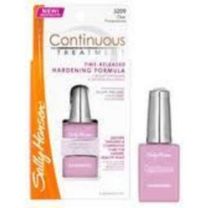 Sally Hansen Continuous Treatment Nail Hardening Formula