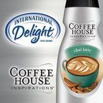 International Delight Coffee House Inspirations Chai Latte