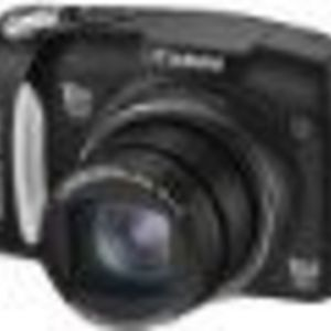 Canon - PowerShot SX120 IS Digital Camera