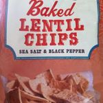 Trader Joe's - Baked Lentil Chips