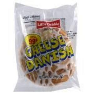 Little Debbie - Cheese Danish