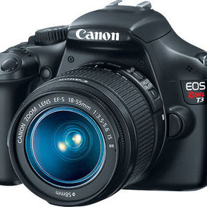 Canon - EOS Rebel T3 Digital Camera