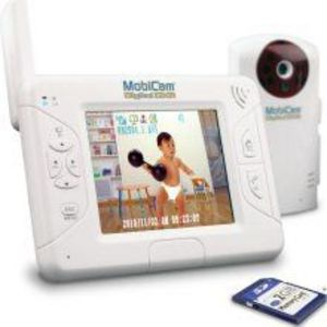 Mobi MobiCam DXR Digital Video Monitor