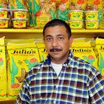 Julio's - Corn Tortilla Chips