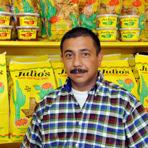 Julio's - Corn Tortilla Chips