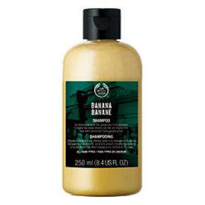Body Shop Banana Shampoo