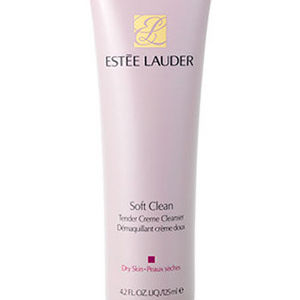 Estee Lauder Soft Clean Tender Cream Cleanser for Dry Skin